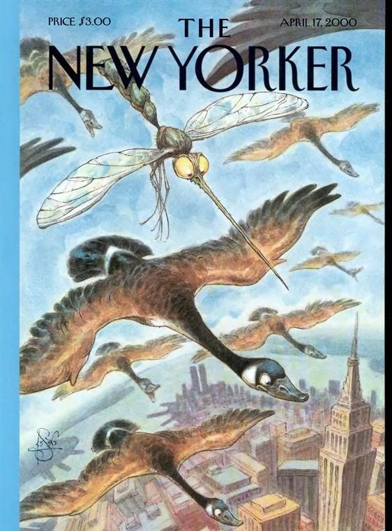 Обложки TheNew Yorker. Изображение № 76.