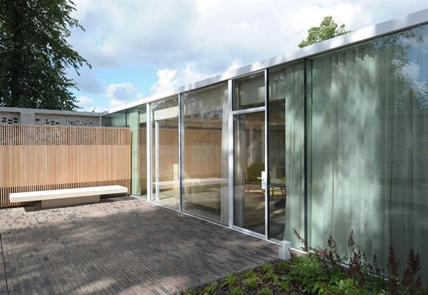 Maggie's Lanarkshire (Эйрдри, Шотландия) / Reiach And Hall Architects.. Изображение № 18.