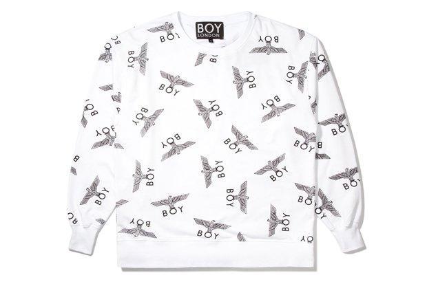 Опубликованы новые лукбуки Givenchy, Boy London и A Bathing Ape. Изображение № 10.