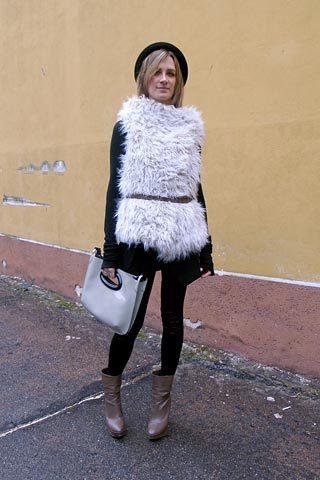Уличная мода совсего мира. Изображение № 48.