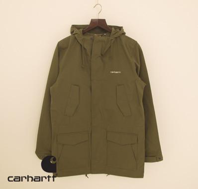 Carhartt, новые куртки и парка. Изображение № 5.