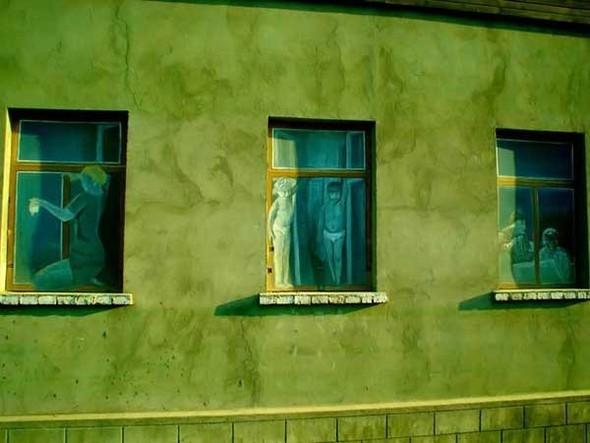 Стрит-арт отОвчинниковых-Частиковых. Изображение № 7.