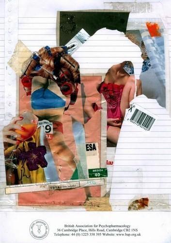 Изображение 33. Выставка: International Weird Collage Show.. Изображение № 33.