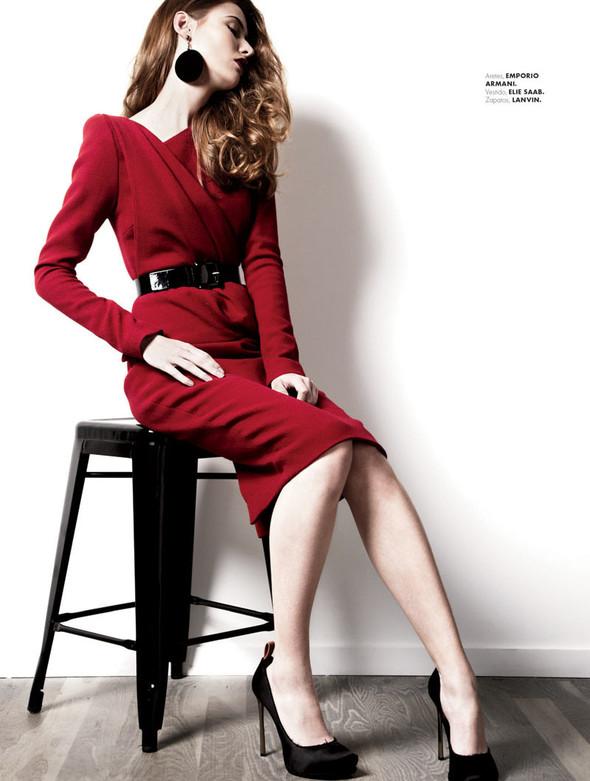 Leticia Lamb в Elle Mexico. Изображение № 4.