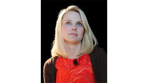 Марисса Майер, президент и главный исполнительный директор Yahoo. Изображение № 1.