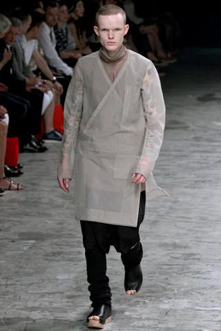 Неделя мужской моды в Париже: День 2. Изображение № 40.