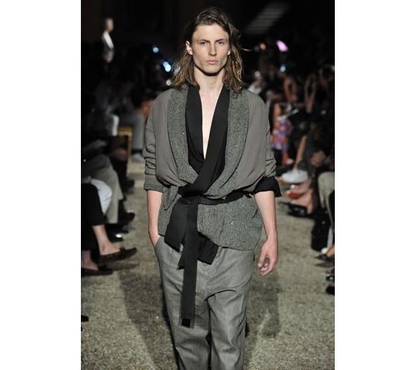 Хайдер Акерманн прекратил работу над мужской одеждой. Изображение № 10.