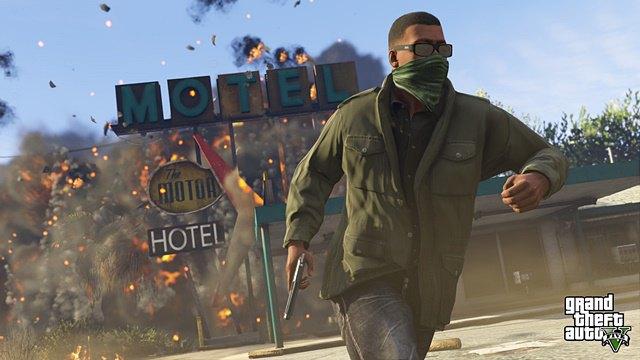 GTA V для PS4 и Xbox One выйдет 18 ноября, для PC — в январе 2015. Изображение № 2.