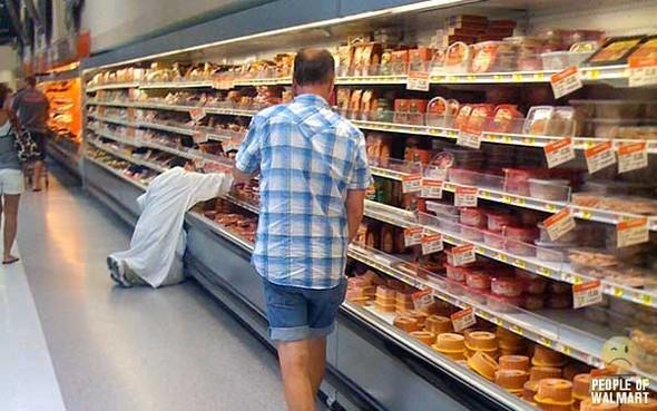 Покупатели Walmart илисмех дослез!. Изображение № 63.
