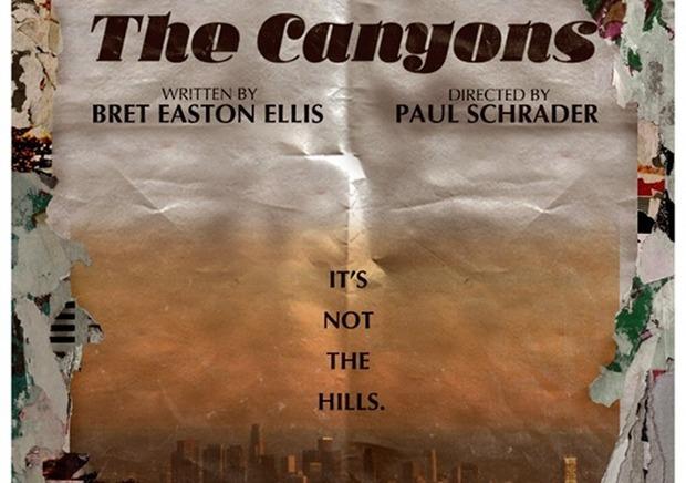 Постер «Каньонов». Изображение № 3.