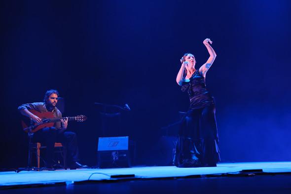 1-й Российский фестиваль фламенко. Изображение № 25.