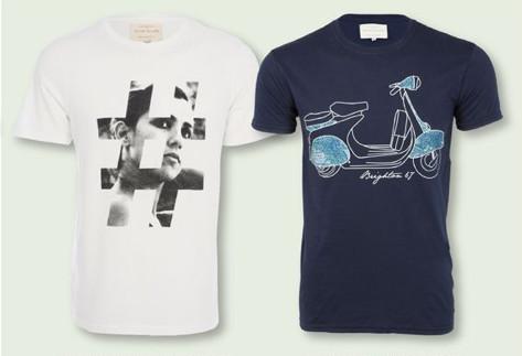 Найди свою футболку в новой коллекции RIVER ISLAND. Изображение № 2.