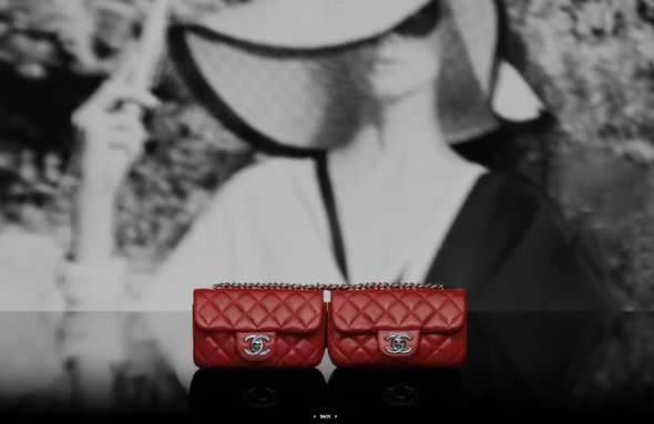 Лукбук: Сумки Chanel Cruise 2012. Изображение № 8.