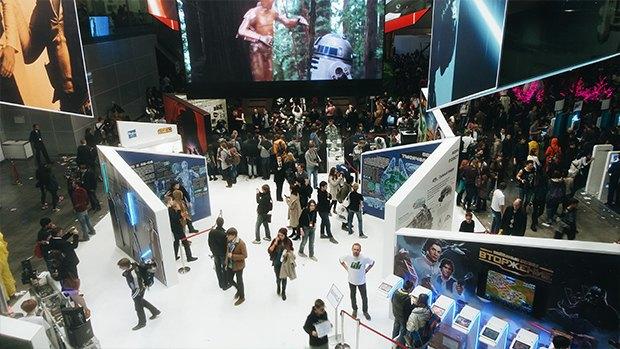 Comic Con в Москве: Почему я косплеил ворчливого деда. Изображение № 11.
