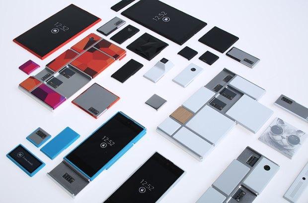 Motorola выпустит обновляемые модульные смартфоны. Изображение № 1.
