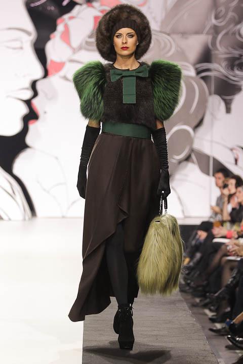"""Коллекция """"La Femme Magnifique"""" Модного Дома Игоря Гуляева. Изображение № 34."""