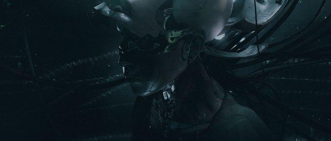 CG-художники создали фоторемейк опенинга «Призрака в доспехах». Изображение № 5.