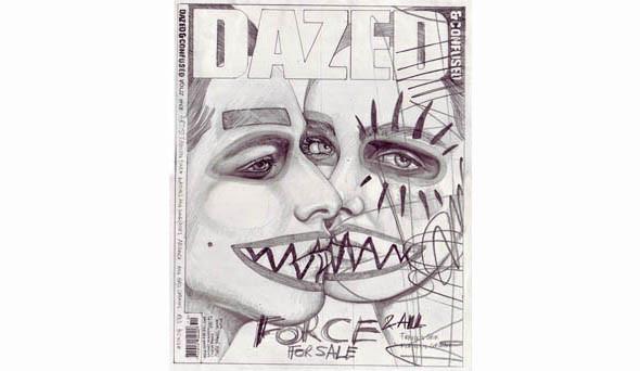 Конкурс от Dazed&Confused. Изображение № 1.