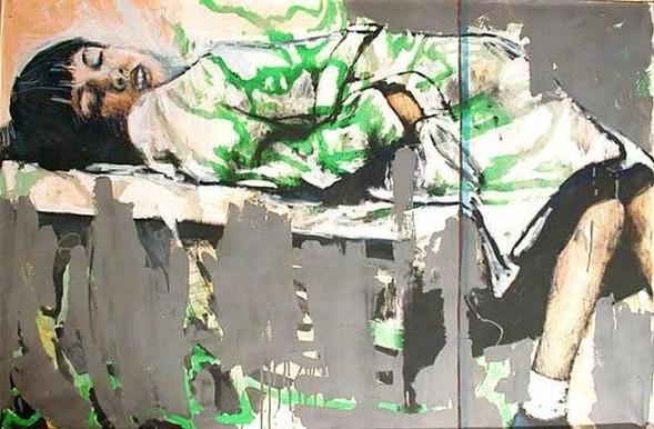Лофт художника Claudio Cassano. Изображение № 5.