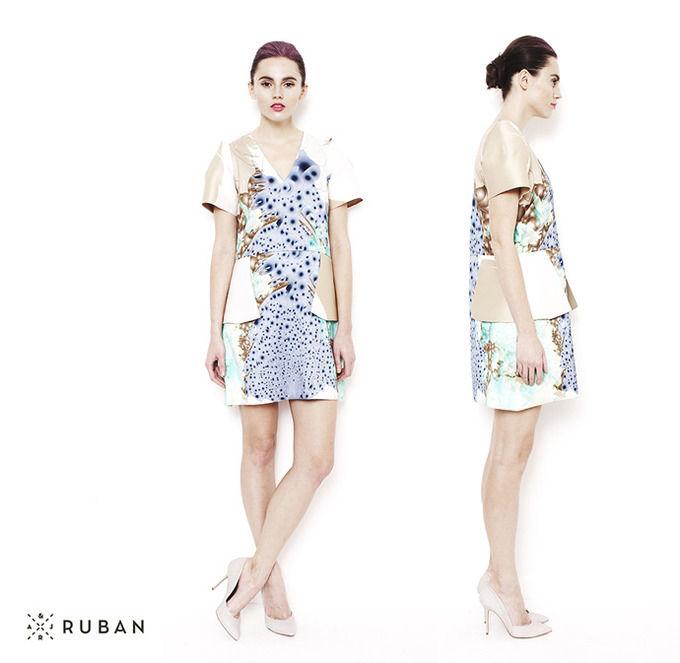 Ruban выпустили лукбук весенне-летней коллекции. Изображение № 18.