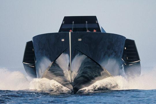 Wallypower 118 - плавающий спорткар!. Изображение № 1.