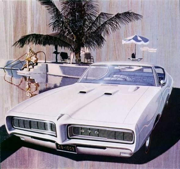 Muscle car– отрассвета дозаката. Изображение № 4.