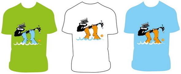 Изображение 125. Кастинг принтов для футболок SEKTA: Koktebel Jazz Fest.. Изображение № 124.