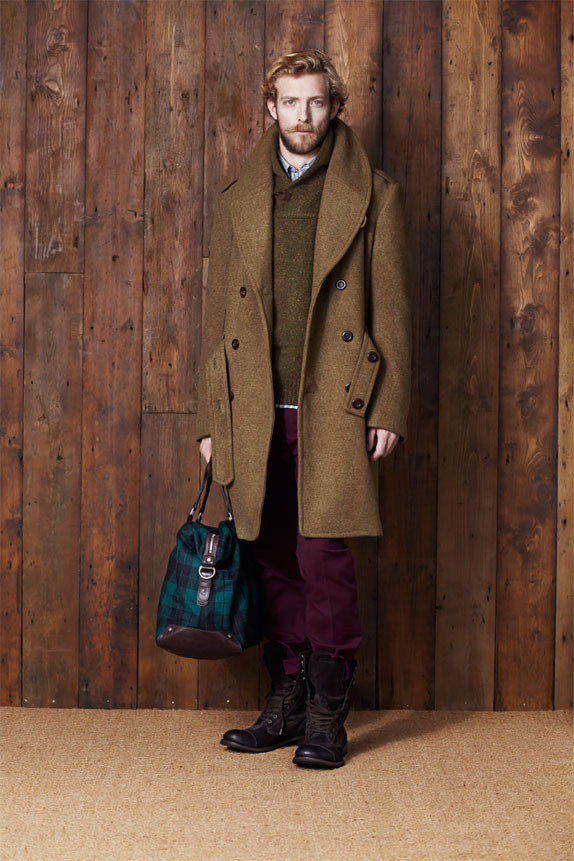 Ben Sherman Lookbook AW11. Изображение № 6.