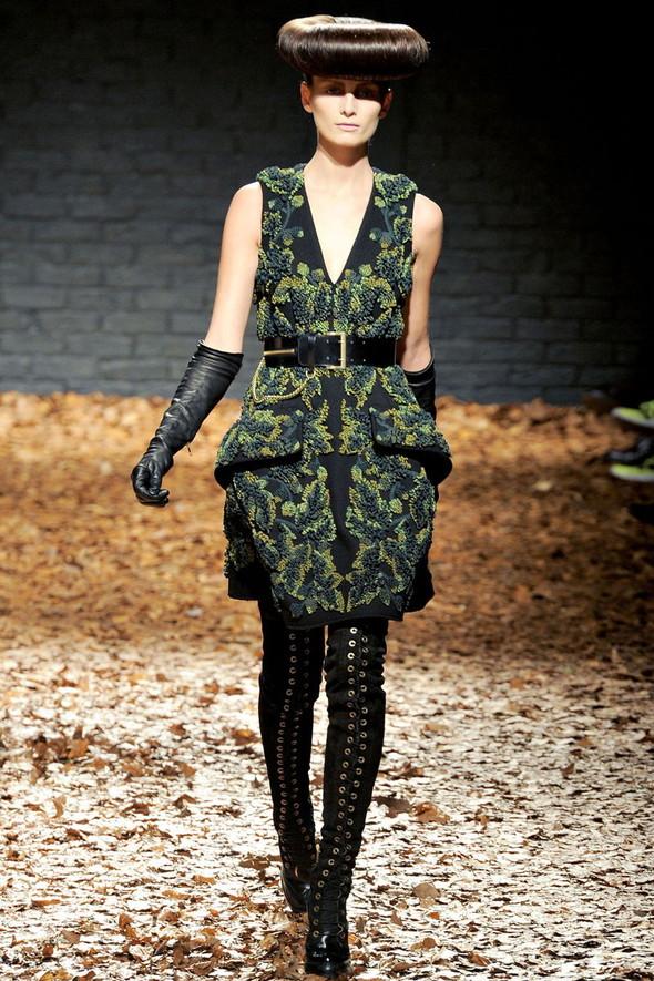 Лукбук McQ by A. McQueen F/W 2012-13, Женская и мужская коллекции. Изображение № 5.
