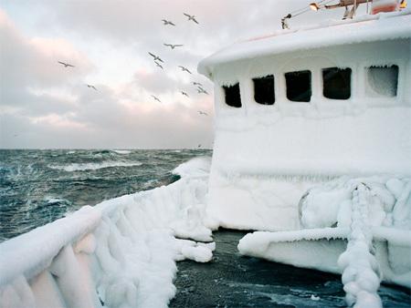 Каково быть рыболовом вАрктике. Изображение № 6.