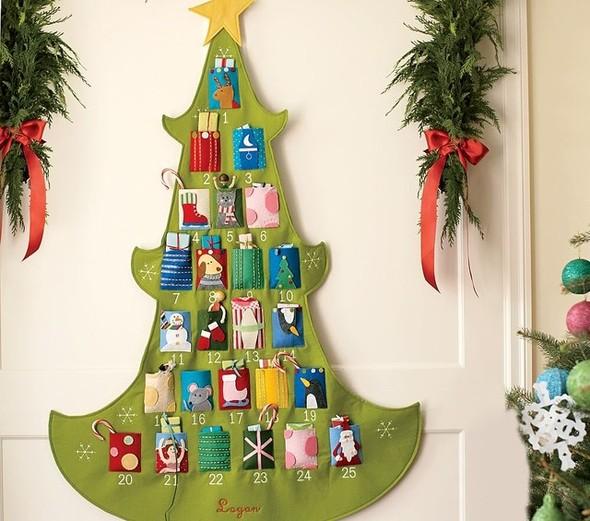 Рождественский календарь. Изображение № 3.
