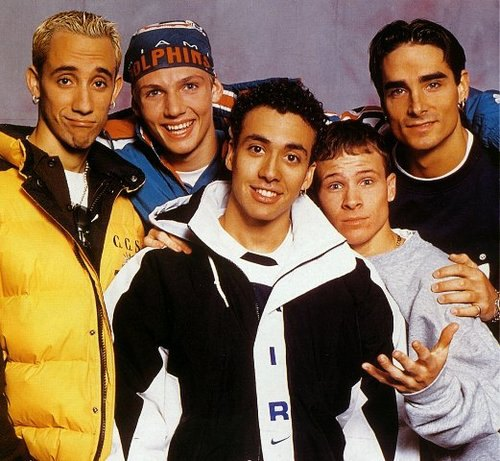 Золотой состав Backstreet Boys. Изображение № 1.