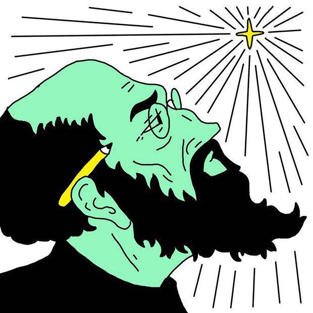 Иллюстраторы рисуют анонимных художников. Изображение № 10.