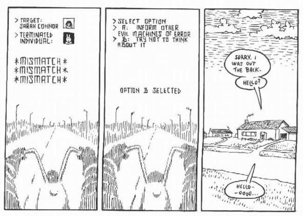 Кролики-самоубийцы(Bunny Suicides). Изображение № 75.