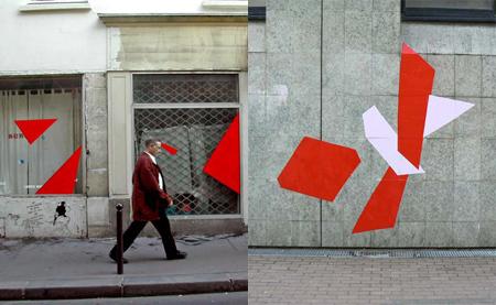 Lignes Rouges — обезличивание предметов. Изображение № 8.