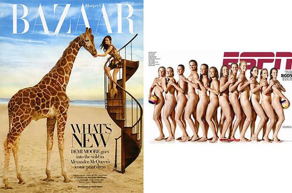 Лучшие обложки журналов в 2010 году. Изображение № 4.