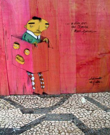Стены Рио-де-Жанейро. Изображение № 26.