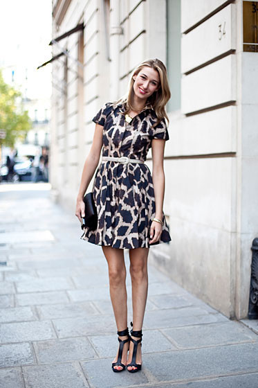 Уличный стиль на Неделе высокой моды в Париже. Изображение № 40.
