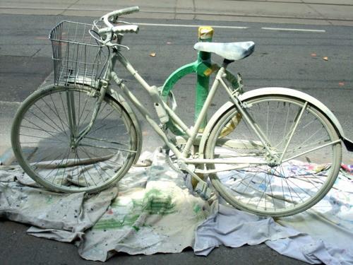 Good Bike Project: велосипед как искусство. Изображение № 4.