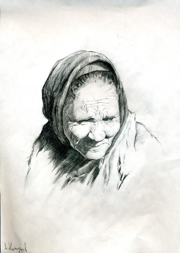 Изображение 7. Графика и иллюстрации Александра Кожухова.. Изображение № 7.