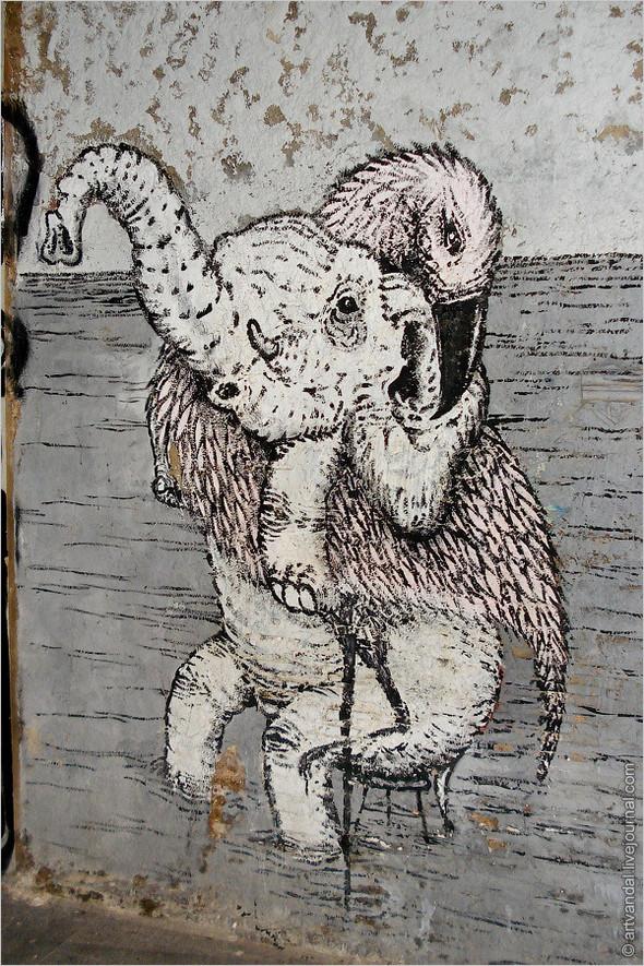 Стрит-арт и граффити Валенсии, Испания. Изображение № 34.