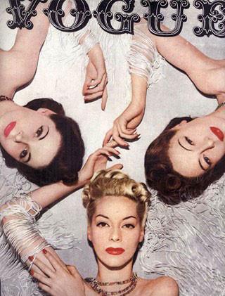 Калейдоскоп обложек Vogue. Изображение № 22.