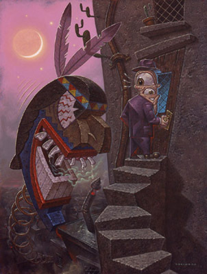 Эйсид-поп сюрреализм Тодда Шорра. Изображение № 36.
