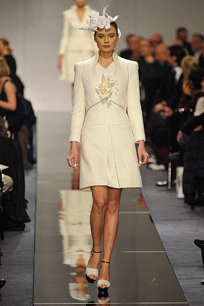 Chanel Spring 2009 Haute Couture. Изображение № 54.