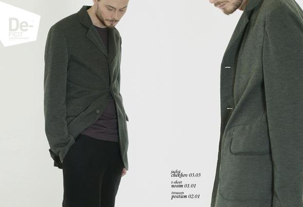 MEN'S WEAR — PREF. 2009 —DE. Изображение № 7.