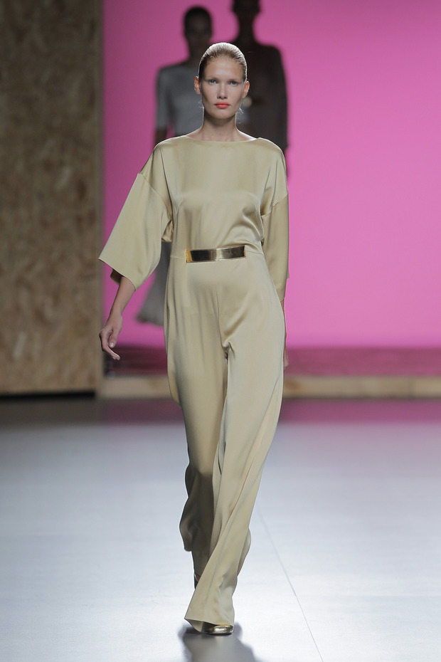 Madrid Fashion Week SS 2013: DUYOS. Изображение № 7.