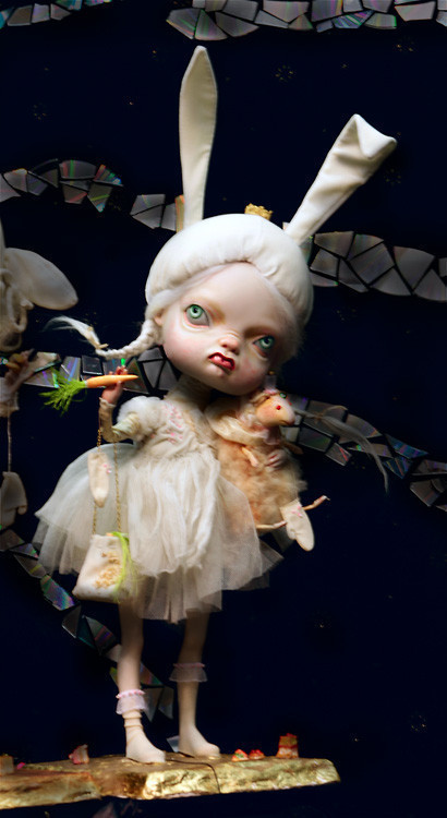 Арт-куклы неигрушки. Изображение № 3.