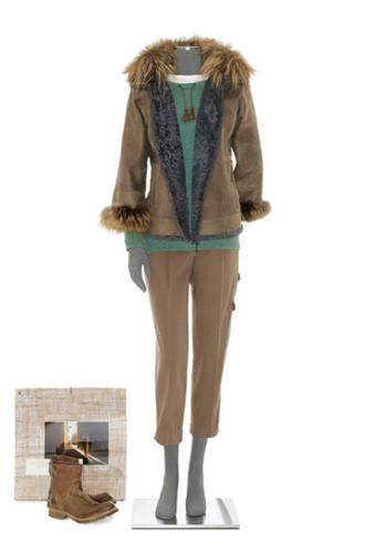 Brunello Cucinelli: лукбук осень-зима 2011/2012. Изображение № 87.