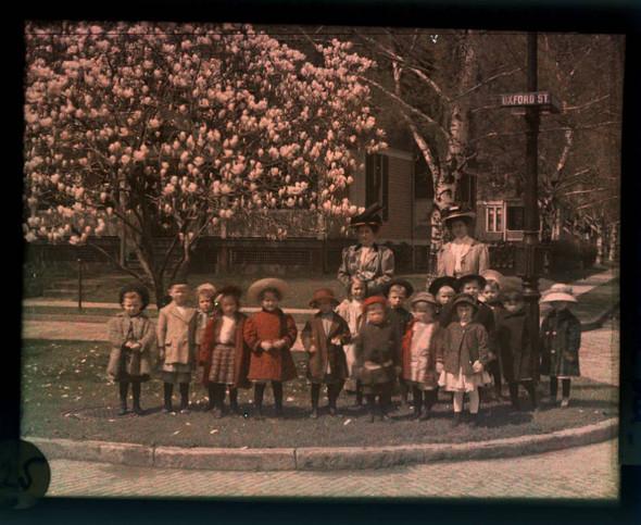 Автохром Люмьер – цветные фотографии начала XX века. Изображение № 29.