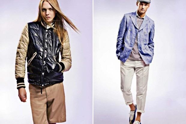 Givenchy, Comme des Garçons, Folk и другие марки показали новые лукбуки. Изображение № 18.